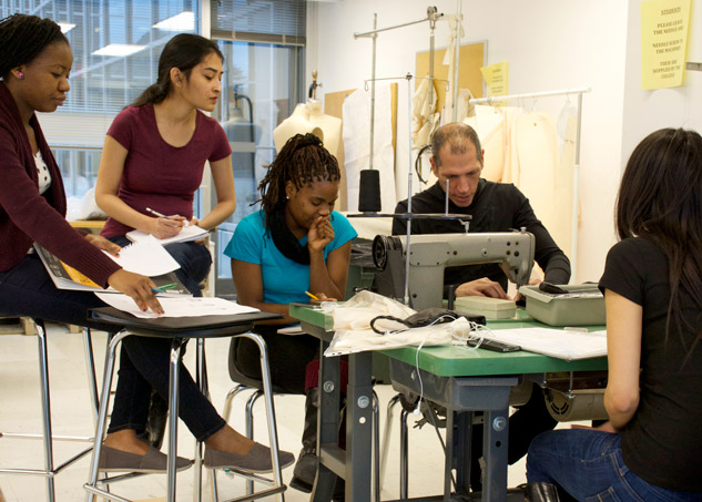Fashion And Film Careers Costuming For Film And Television Toronto Film School