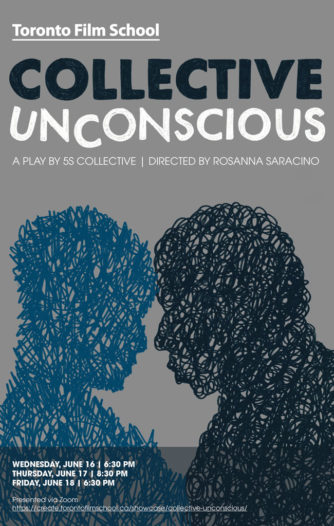 Collective Unconscious play poster